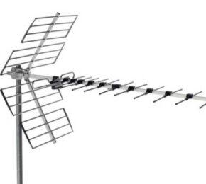 ALCAD BU-456 UHF-antenni LTE