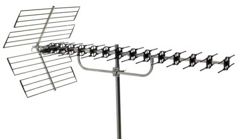 ALCAD MX-076 UHF-antenni LTE