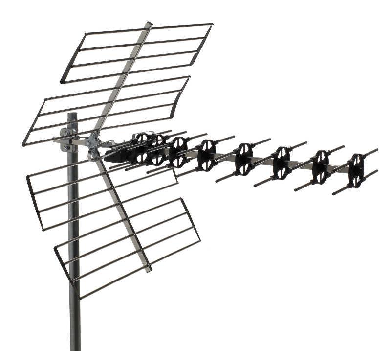 ALCAD MX-046 UHF-antenni LTE