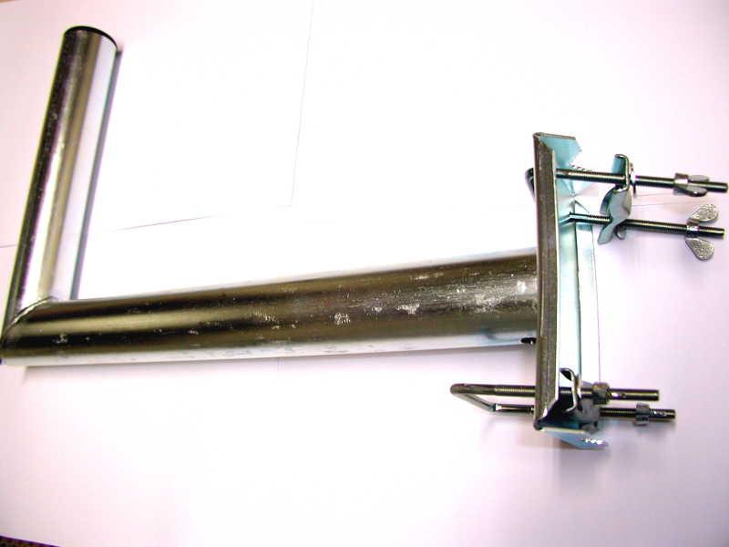 TT42 sivukiinnike mastoon 50 cm