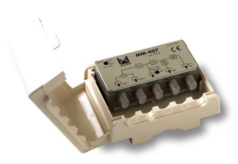 ALCAD MM-407 yhdyssuodin