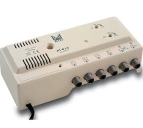 ALCAD AI-414 linjavahvistin TV+SAT