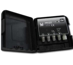 ALCAD AM-270 LTE mastovahv. VHF-UHF 12V
