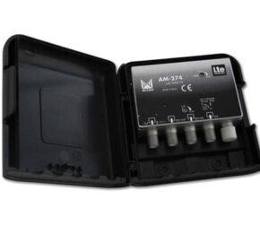ALCAD AM-274 LTE mastovahv. VHF-UHF 12V