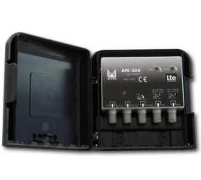 ALCAD AM-366 LTE mastovahv. FM/VHF-2xUHF 24V