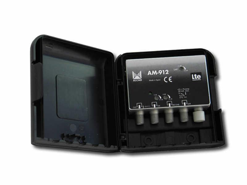 ALCAD AM-912 LTE mastovahv. FM-VHF-UHF 12V