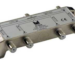 ALCAD DI-602 jaotin kuuteen