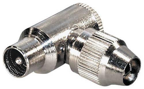 FS12 IEC-kulmaliitin uros metallikotelo