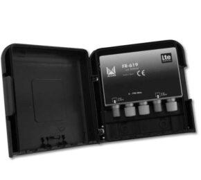 ALCAD FR-619 LTE-suodin mastokotelossa