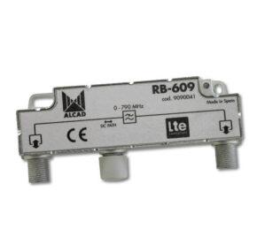 ALCAD RB-609 LTE-suodin jakamoon