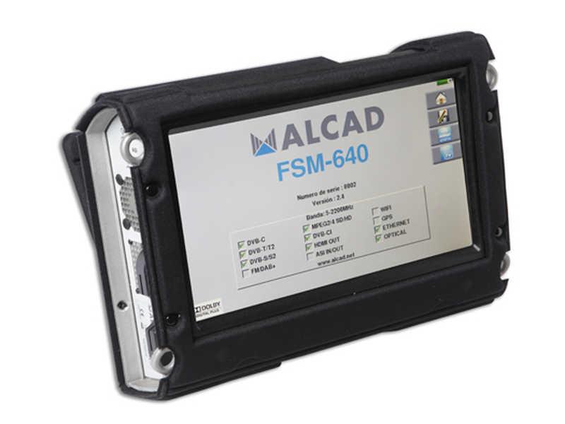 ALCAD FSM-640 Antennimittari