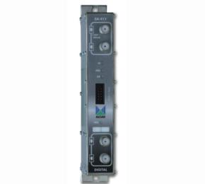 ZA-411 kaksoissuodin UHF